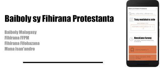 baiboly sy fihirana protestanta android