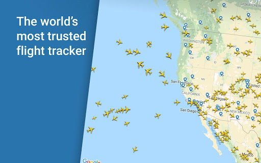 Flightradar24 Flight Tracker 8.9.0 screenshots 8