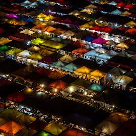 by Zachary Crawley - City,  Street & Park  Markets & Shops ( bangkok, market )