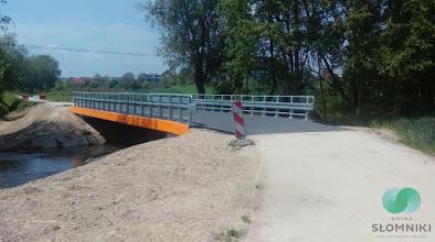 Photo: Remont mostu w Smrokowie