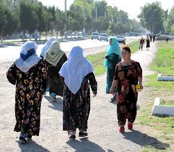 Photo: Day 166 - Typical Uzbekistan Older Ladies