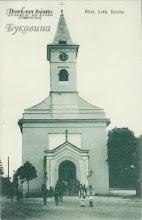 Photo: Костел Різдва Діви Марії (споруджений в 1816-1824 роках). Фото до 1918 року.