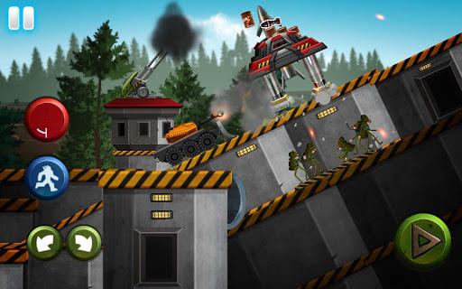 Tankomatron War Robots: Transform Tanks into Bots 3.46 screenshots 6
