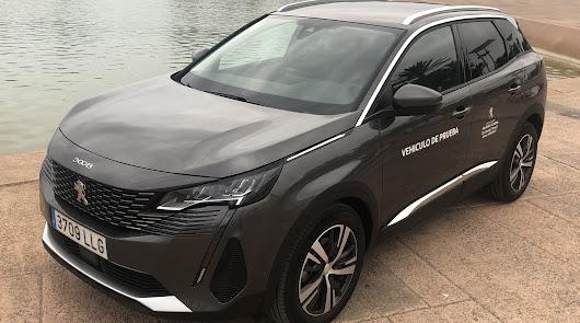 Ponemos a prueba el nuevo Peugeot 3008 2021