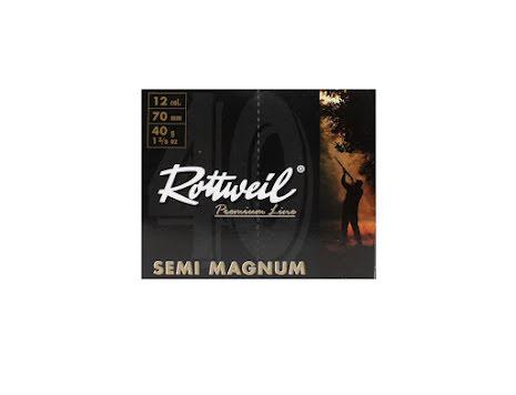 Rottweil Semi Magnum 12/70 40gram