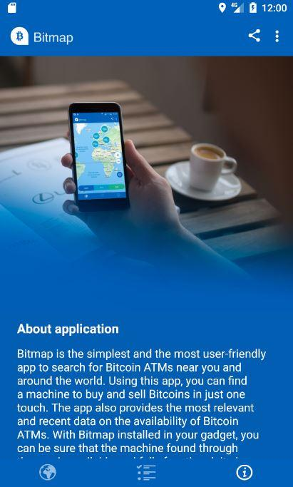 Bitmap - Bitcoin ATM map – (Android Apps) — AppAgg