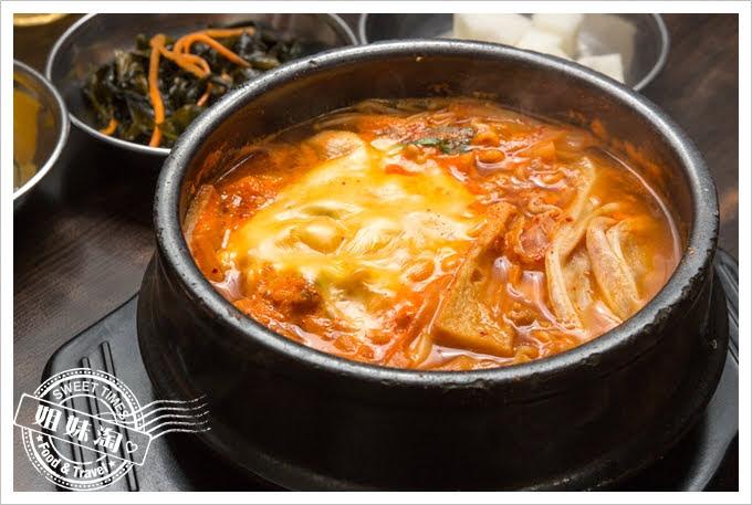 槿韓食堂部隊鍋