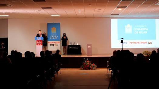 Premios Comarca de Níjar, organizados por LA VOZ.