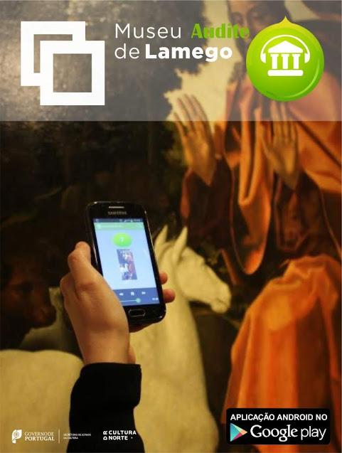 Audioguia do Museu em tablets e smartphones