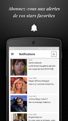 PurePeople: actu & news people - screenshot