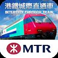Intercity Through Train icon