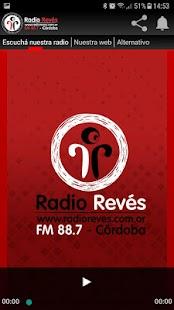 Radio Revés FM88.7 Universidad Nacional de Córdoba - náhled