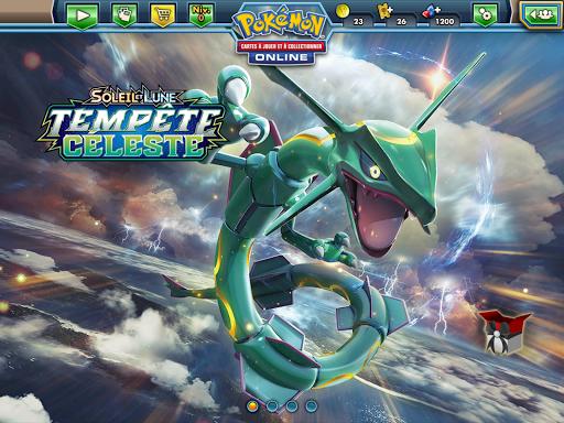 JCC Pokémon Online  captures d'écran 1