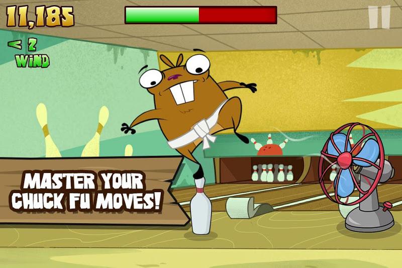 Скриншот Numb Chucks: Chuck Fu