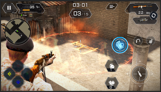 SPECIAL FORCE M : BATTLEFIELD TO SURVIVE Screenshot
