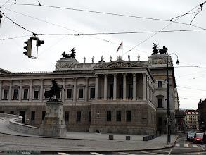 Photo: austria, travel, parliament, vienna, wien