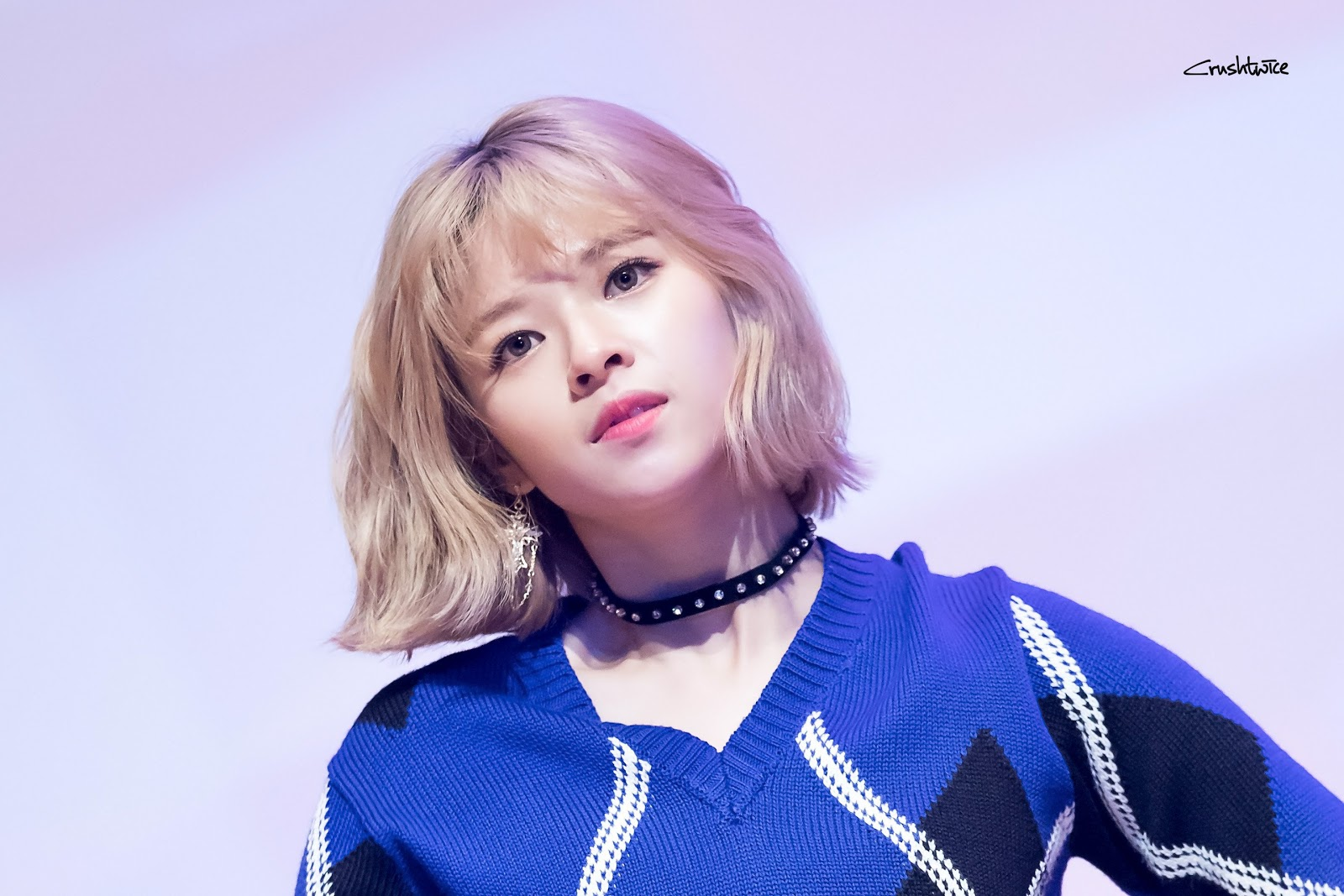 Jeongyeon S Hair Is The Longest It S Ever Been Since She