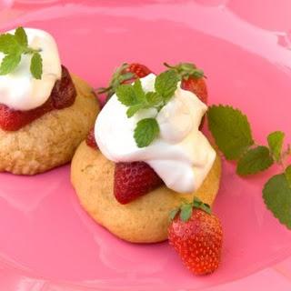 All-American Strawberry Shortcake