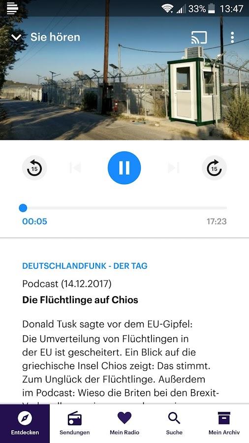 Audiothek Dlf