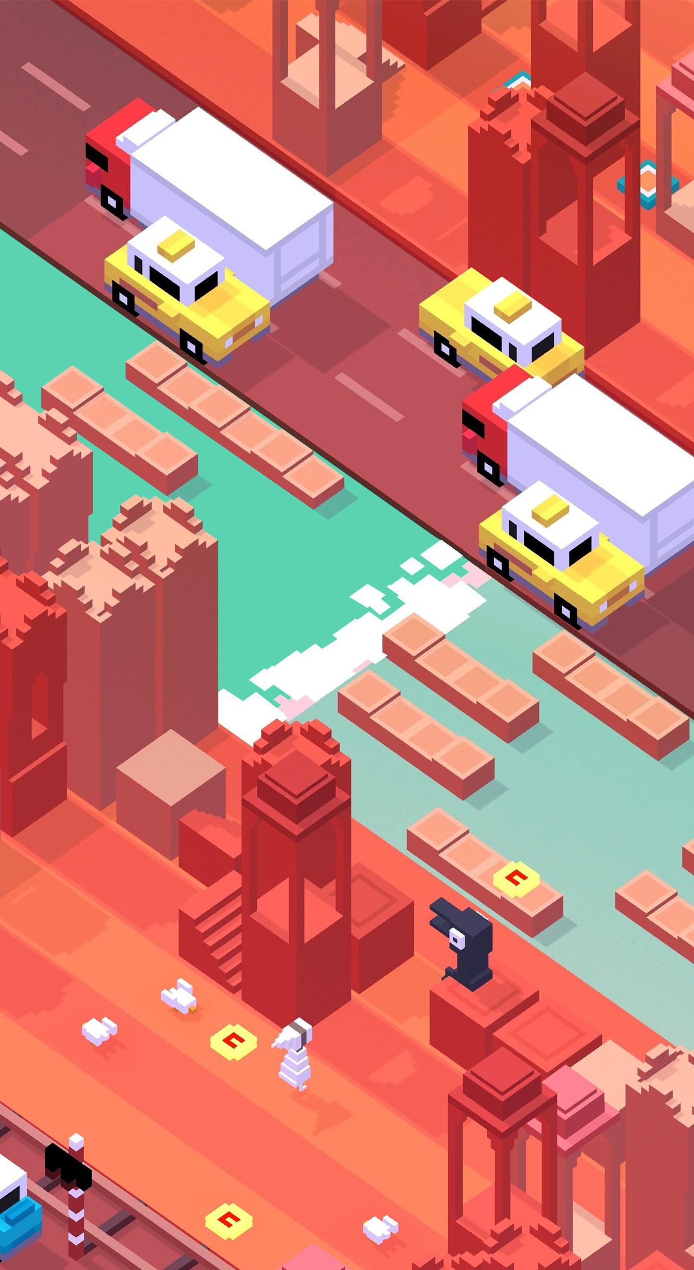 Crossy Road screenshot #3