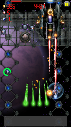 Galaxy Patrol - Space Shooter apkpoly screenshots 7