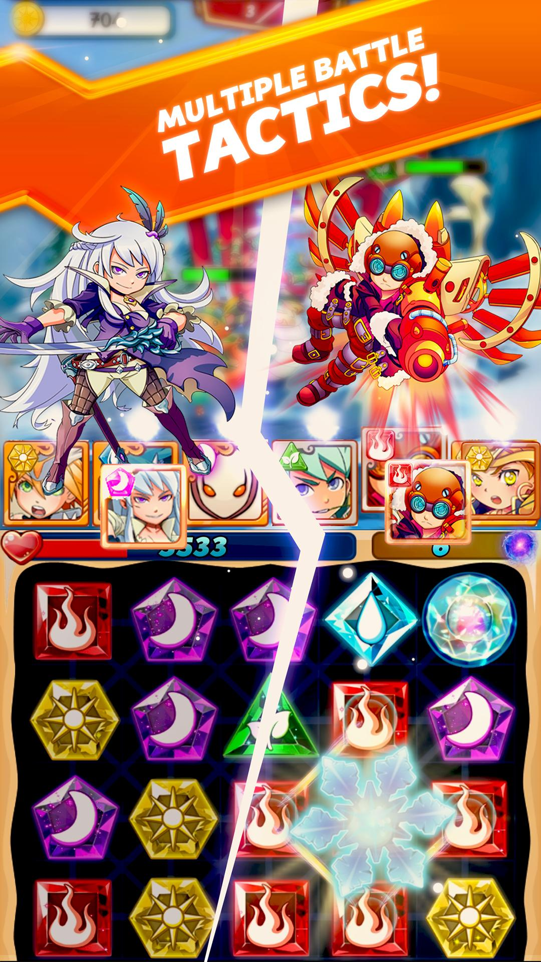 Battle Odyssey screenshot #8