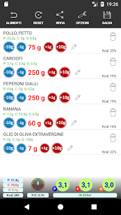 Dieta Zona Free Screenshot
