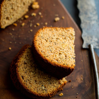 Whole Wheat and Ricotta Bundt Cake With Lemon and Poppy Seeds