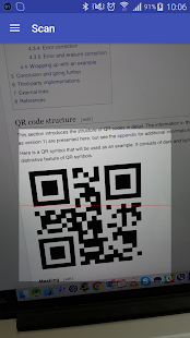 QR Code Reader- screenshot thumbnail
