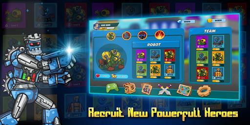 Robot Evolved : Clash Mobile (Unreleased)