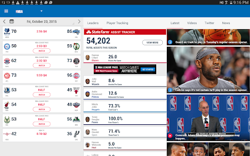NBA 2015-16 Screenshot 8