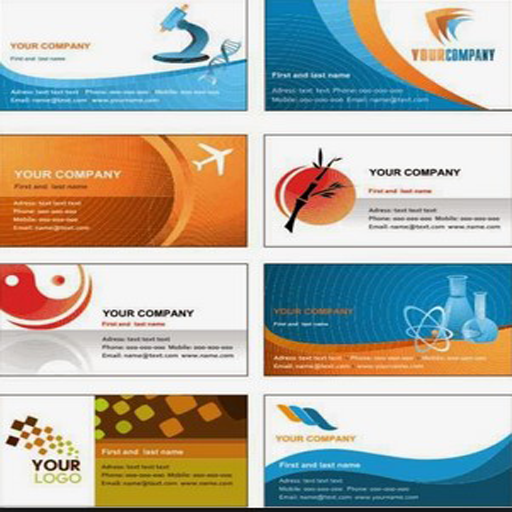 Name Card Design Idea
