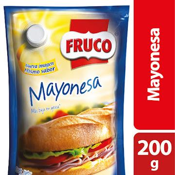 Salsa Fruco Mayonesa X190g