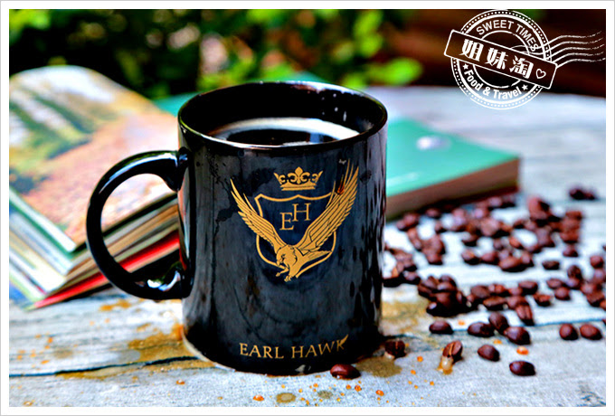 霍克伯爵EARL HAWK黑咖啡