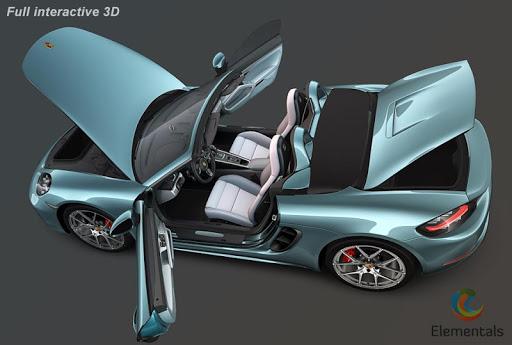 Car 3D Configurator  screenshots 3