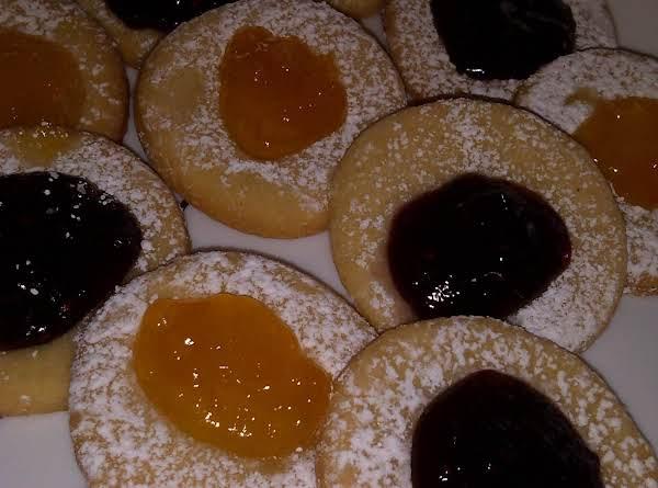 kolaczki the greatest polish cookie - Kolacky Polish Christmas Cookies