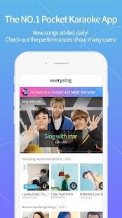 Smart Karaoke: everysing Sing! - náhled
