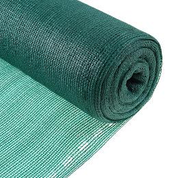 Plasa verde protectie pentru umbrire, rola 1.7 x 50 metri