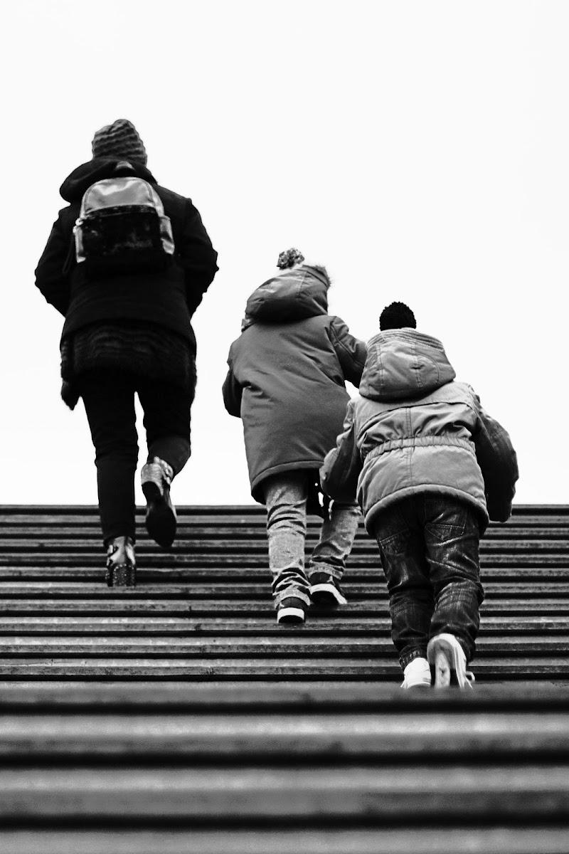 Dove portano le scale? di Daniele Lai