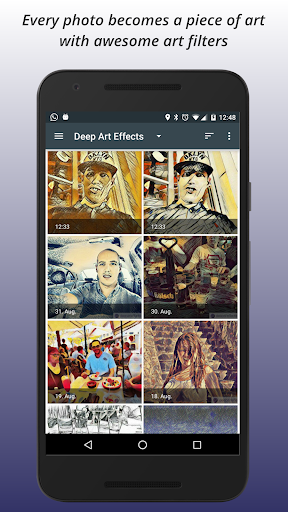 Deep Art Effects: Photo Filter PRO v1.4.0 [Unlocked]