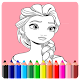 Princess Coloring, Princess Coloring Pages.