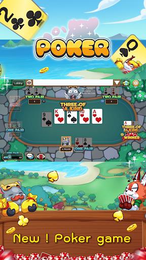 Free Poker Toon  Texas Online Card Game  screenshots 16