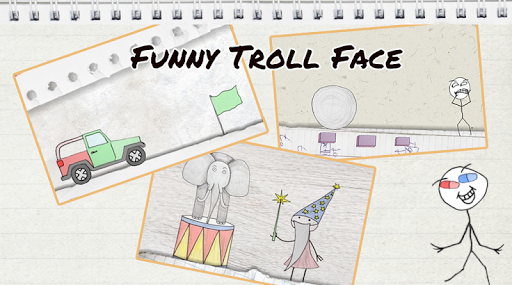Troll Face Quest Flee Complex 1.0.1 screenshots 1
