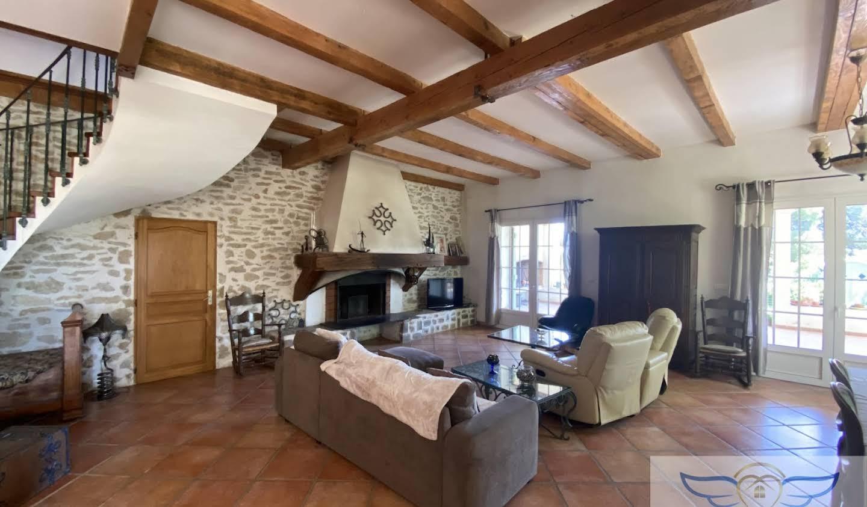 Property with pool Saint-Marcel-sur-Aude