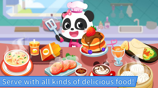 Baby Panda's Cooking Restaurant screenshot 5