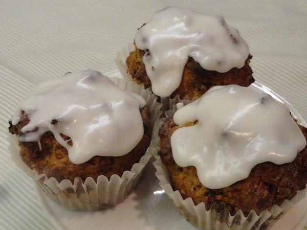 Lemon Date Muffins - Healthy Recipe