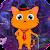 Kavi Escape Game 478 Rat Vs Cat Escape Game