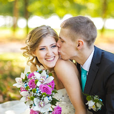 Wedding photographer Kristina Topinskaya (Topinskaya). Photo of 15.09.2015