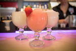 Peach Frozen Margarita