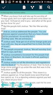NRSV Holy Bible - náhled
